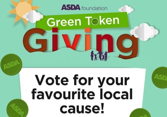 ASDA online Green Token scheme  -  give us your vote!
